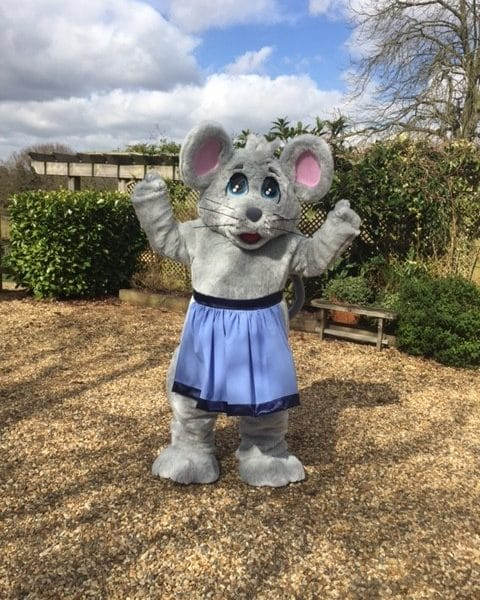 Millie The Tide Mill mouse