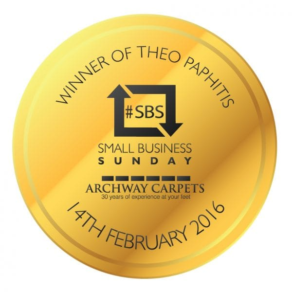 Archway Carpets #SBS Badge 2016