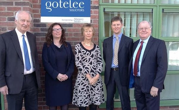 gotelee move new solicitors in wood and melton