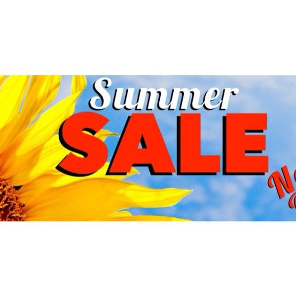 barretts summer sale