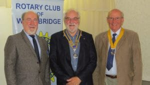 Rotary_Club_Induction