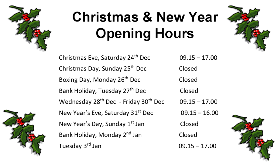 choose_woodbridge-rainbow_apothecary-christmas_and_new_year_opening_times