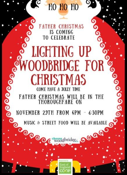 Light up Woodbridge