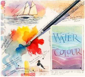 Art Safari Taking Watercolours Further