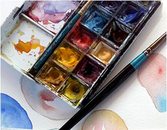 Art Safari Watercolour Basics