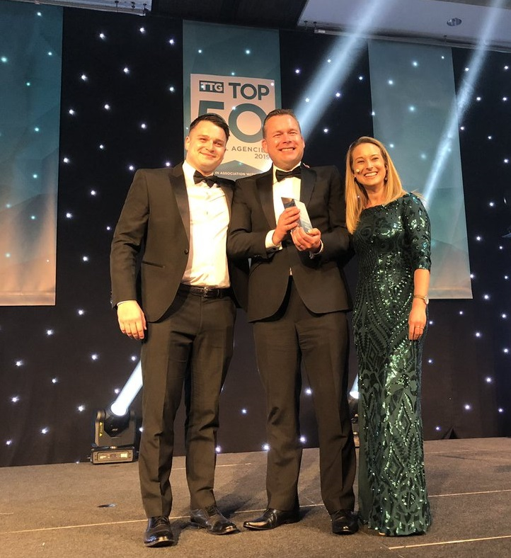 Woodbridge travel agent named East of England's top agency