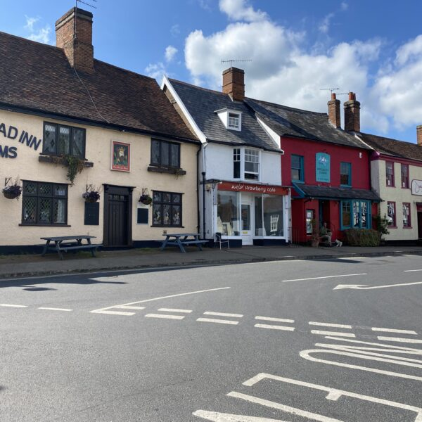 King's Head, Wild Strawberry Cafe and The Galley