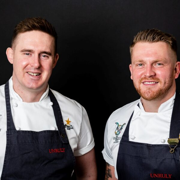 Head Chefs Dave Wall and Karl Green